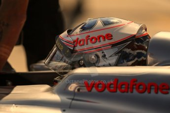World © Octane Photographic Ltd. Formula 1 - Young Driver Test - Silverstone. Friday 19th July 2013. Day 3. Vodafone McLaren Mercedes MP4/28 – Gary Paffett. Digital Ref: 0755lw1d9928