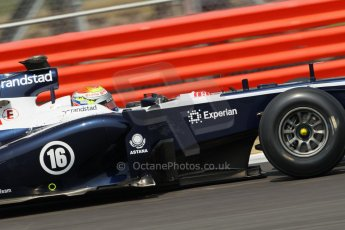 World © Octane Photographic Ltd. Formula 1 - Young Driver Test - Silverstone. Thursday 18th July 2013. Day 2. Williams FW35 - Pastor Maldonado. Digital Ref : 0753lw1d6250