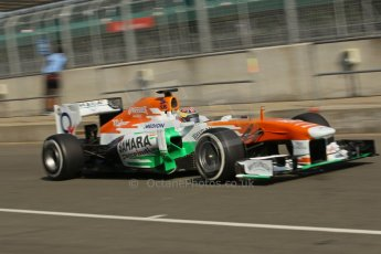 World © Octane Photographic Ltd. Formula 1 - Young Driver Test - Silverstone. Wednesday 17th July 2013. Day 1. Sahara Force India VJM06 - James Calado. Digital Ref : 0752lw1d5866