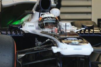 World © Octane Photographic Ltd. Formula 1 - Young Driver Test - Silverstone. Wednesday 17th July 2013. Day 1. Williams FW35 - Daniel Juncadella. Digital Ref : 0752lw1d8913