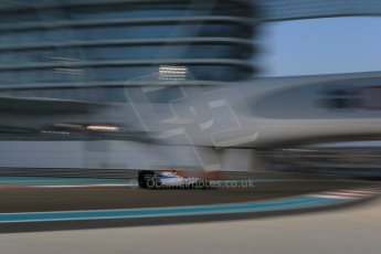 World © Octane Photographic Ltd. Friday 21st November 2014. Abu Dhabi Grand Prix - Yas Marina Circuit - Formula 1 Practice 2. Williams Martini Racing FW36 – Felipe Massa. Digital Ref: 1161LB1D4934