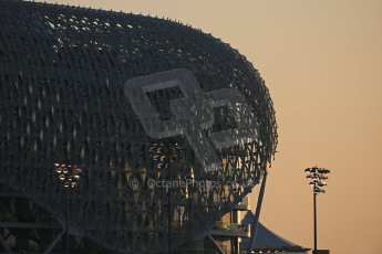 World © Octane Photographic Ltd. 2014 Formula 1 Abu Dhabi Grand Prix, F1 Qualifying, Saturday 22nd November 2014. Yas Viceroy. Digital Ref : 1166LB1D1058