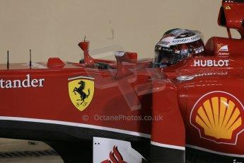 World © Octane Photographic Ltd. 2014 Formula 1 Abu Dhabi Grand Prix, F1 Qualifying, Saturday 22nd November 2014. Digital Ref : 1166LB1D1464