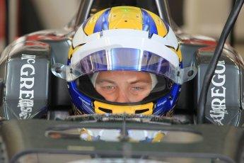 World © Octane Photographic Ltd. Tuesday 25th November 2014. Abu Dhabi Testing - Yas Marina Circuit. Sauber C33 – Marcus Ericsson. Digital Ref: 1174CB1D7897