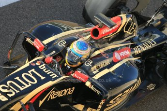 World © Octane Photographic Ltd. Tuesday 25th November 2014. Abu Dhabi Testing - Yas Marina Circuit. Lotus F1 Team E22 – Charles Pic. Digital Ref: 1174CB1D8087