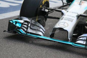 World © Octane Photographic Ltd. Tuesday 25th November 2014. Abu Dhabi Testing - Yas Marina Circuit. Mercedes AMG Petronas F1 W05 Hybrid – Nico Rosberg. Digital Ref: 1174CB1D8426