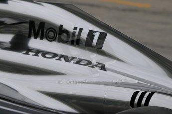 World © Octane Photographic Ltd. Tuesday 25th November 2014. Abu Dhabi Testing - Yas Marina Circuit. McLaren Honda MP4-29H/1X1 - Stoffel Vandoorne. Digital Ref: 1174CB1D8536