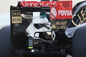 World © Octane Photographic Ltd. Tuesday 25th November 2014. Abu Dhabi Testing - Yas Marina Circuit. Lotus F1 Team E22 – Charles Pic. Digital Ref: 1174LB1D7820