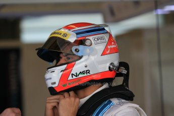 World © Octane Photographic Ltd. Wednesday 26th November 2014. Abu Dhabi Testing - Yas Marina Circuit. Williams Racing FW36 – Felipe Nasr. Digital Ref: 1175CB1D8709