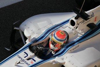World © Octane Photographic Ltd. Wednesday 26th November 2014. Abu Dhabi Testing - Yas Marina Circuit. Williams Racing FW36 – Felipe Nasr. Digital Ref: 1175CB1D8861
