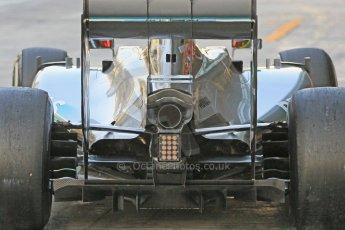 World © Octane Photographic Ltd. Wednesday 26th November 2014. Abu Dhabi Testing - Yas Marina Circuit. Mercedes AMG Petronas F1 W05 Hybrid - Pascal Wehrlein. Digital Ref: 1175CB1D9602
