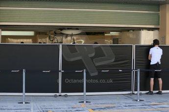World © Octane Photographic Ltd. Wednesday 26th November 2014. Abu Dhabi Testing - Yas Marina Circuit. McLaren Honda MP4-29/1X1. Digital Ref: 1175LB1D9164