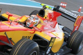 World © Octane Photographic Ltd. Thursday 27th November 2014. GP2 Testing - Yas Marina, United Arab Emirates. Norman Nato - Racing Engineering. Digital Ref :