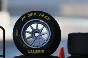 World © Octane Photographic Ltd. Thursday 27th November 2014. GP2 Testing - Yas Marina, United Arab Emirates. Tyres. Digital Ref : 1177LB1D9817