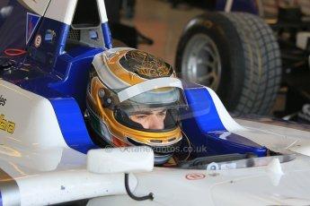 World © Octane Photographic Ltd. Thursday 27th November 2014. GP3 Testing - Yas Marina, United Arab Emirates. Ryan Cullen - Koiranen GP. Digital Ref :