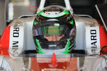 World © Octane Photographic Ltd. Thursday 27th November 2014. GP3 Testing - Yas Marina, United Arab Emirates. Andrea Pizzitola - ART Grand Prix. Digital Ref :