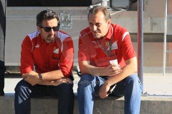 World © Octane Photographic Ltd. Thursday 27th November 2014. GP3 Testing - Yas Marina, United Arab Emirates. Ferrari Academy. Digital Ref :