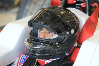 World © Octane Photographic Ltd. Thursday 27th November 2014. GP3 Testing - Yas Marina, United Arab Emirates. Raoul Hyman - Jenzer Motorsport. Digital Ref :