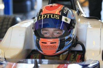 World © Octane Photographic Ltd. Thursday 27th November 2014. GP3 Testing - Yas Marina, United Arab Emirates. Ralph Boschung- Jenzer Motorsport. Digital Ref :