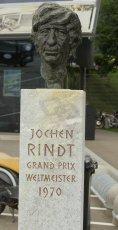 World © Octane Photographic Ltd. Saturday 21st June 2014. Red Bull Ring, Spielberg - Austria - Formula 1 Practice 3. Jochen Rindt - memorial - 1970 posthumous World Champion. Digital Ref: 0995LB1D1416