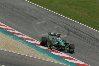 World © Octane Photographic Ltd. Saturday 21st June 2014. Red Bull Ring, Spielberg - Austria - Formula 1 Practice 3. Caterham F1 Team CT05 – Marcus Ericsson. Digital Ref: 0995LB1DX2161