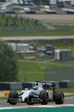 World © Octane Photographic Ltd. Friday 20th June 2014. Red Bull Ring, Spielberg - Austria - Formula 1 Practice 1. Williams Martini Racing FW36 – Felipe Massa. Digital Ref: 0991LB1D9529