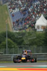 World © Octane Photographic Ltd. Friday 20th June 2014. Red Bull Ring, Spielberg - Austria - Formula 1 Practice 1. Infiniti Red Bull Racing RB10 – Daniel Ricciardo. Digital Ref: 0991LB1D9679