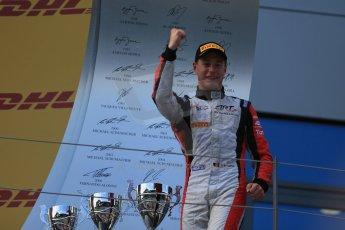 World © Octane Photographic Ltd. Saturday 21st June 2014. GP2 Race 1 – Red Bull Ring, Spielberg - Austria. Stoffel Vandoorne - ART Grand Prix. Digital Ref : 0997LB1D3572