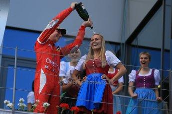 World © Octane Photographic Ltd. Saturday 21st June 2014. GP2 Race 1 – Red Bull Ring, Spielberg - Austria. Raffaele Marciello - Racing Engineering. Digital Ref : 0997LB1D3701