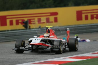 World © Octane Photographic Ltd. Saturday 21st June 2014. GP3 Qualifying – Red Bull Ring, Spielberg - Austria. Ryan Cullen - Marussia Manor Racing. Digital Ref : 0994LB1DX1673