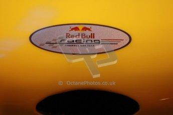 World © Octane Photographic Ltd. Autosport International Show NEC Birmingham, Thursday 9th January 2014. Red Bull F1 nose. Digital ref: 0878lb1d8724