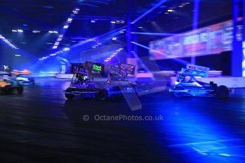 World © Octane Photographic Ltd. Autosport International Show NEC Birmingham, Thursday 9th January 2014. Live Arena. Digital ref: 0878lb1d9160