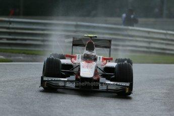 World © Octane Photographic Ltd. Friday Saturday 23rd August 2014. GP2 Race 1 – Belgian GP, Spa-Francorchamps. Stoffel Vandoorne - ART Grand Prix. Digital Ref : 1086LB1D0467