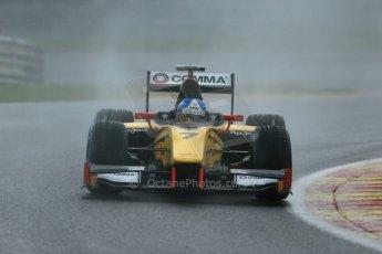 World © Octane Photographic Ltd. Friday Saturday 23rd August 2014. GP2 Race 1 – Belgian GP, Spa-Francorchamps. Jolyon Palmer – DAMS. Digital Ref : 1086LB1D0517