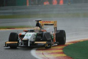 World © Octane Photographic Ltd. Friday Saturday 23rd August 2014. GP2 Race 1 – Belgian GP, Spa-Francorchamps. Daniel Abt - Hilmer Motorsport. Digital Ref: 1086LB1D0624