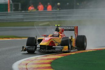 World © Octane Photographic Ltd. Friday Saturday 23rd August 2014. GP2 Race 1 – Belgian GP, Spa-Francorchamps. Stefano Coletti - Racing Engineering. Digital Ref : 1086LB1D0697