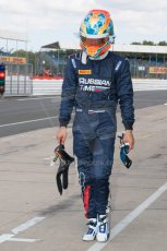 World © Octane Photographic Ltd. Friday 4th July 2014. GP2 Qualifying Session –British GP - Silverstone - UK. Artem Markelov - RT Russian Time. Digital Ref : 1014JM1D1103