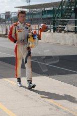 World © Octane Photographic Ltd. Friday 4th July 2014. GP2 Qualifying Session –British GP - Silverstone - UK. Arthur Pic - Campos Racing. Digital Ref : 1014JM1D1107