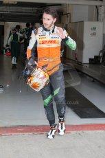 World © Octane Photographic Ltd. Friday 4th July 2014. GP2 Qualifying Session –British GP - Silverstone - UK. Daniel Abt - Hilmer Motorsport. Digital Ref: 1014JM1D1123