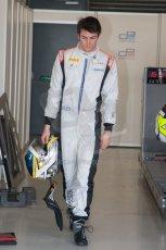 World © Octane Photographic Ltd. Friday 4th July 2014. GP2 Qualifying Session –British GP - Silverstone - UK. Adrian Quaife-Hobbs - Rapax. Digital Ref : 1014JM1D1138