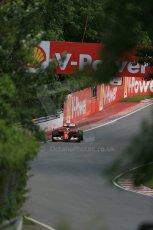 World © Octane Photographic Ltd. Friday 6th June 2014. Canada - Circuit Gilles Villeneuve, Montreal. Formula 1 Practice 2. Scuderia Ferrari F14T - Fernando Alonso. Digital Ref: 0979LB1D4683