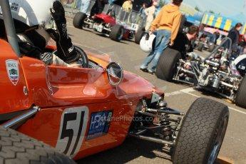 World © Octane Photographic Ltd. Donington Historic Festival – Historic Formula 3 (F3) Championship, May 3rd 2014. Digital Ref :