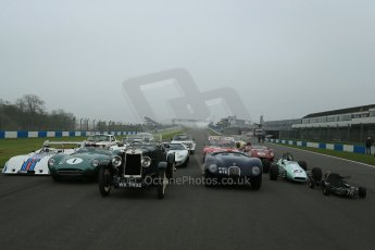 World © Octane Photographic Ltd. Donington Historic Festival Preview, Donington Park. 3rd April 2014. Digital Ref : 0902lb1d3252