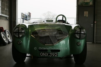 World © Octane Photographic Ltd. Donington Historic Festival Preview, Donington Park. 3rd April 2014. Digital Ref : 0902lb1d3299