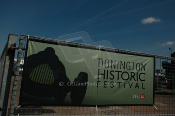 World © Octane Photographic Ltd. Donington Historic Festival, May 3rd 2014. Digital Ref :