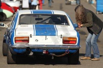 World © Octane Photographic Ltd. Donington Historic Festival, May 3rd 2014. Ford Capri RS2600. Digital Ref : 0918cb7d8313
