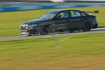 World © Octane Photographic Ltd. Donington Park general unsilenced test day, 13th February 2014. Rob Austin Racing Audi A4 NGTC. Digital Ref : 0891cb1d2293