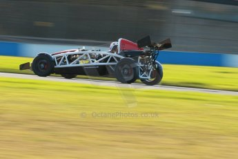 World © Octane Photographic Ltd. Donington Park general unsilenced test day, 13th February 2014. Digital Ref : 0891cb1d2304