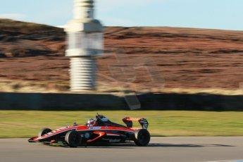 World © Octane Photographic Ltd. Donington Park general unsilenced test day, 13th February 2014. British Formula Ford - James Abbott. Digital Ref : 0891cb1d2445