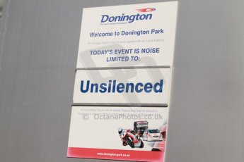 World © Octane Photographic Ltd. Donington Park general unsilenced test day, 13th February 2014. Digital Ref : 0891cb1d2642